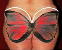 More Mendieta Techniques for a Beautiful Butt 1