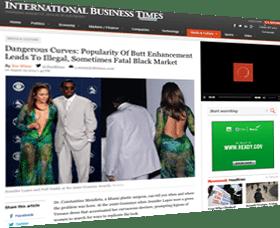 International business times Dr. Mendieta